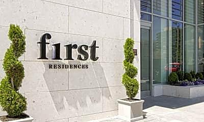 Community Signage, F1RST Residences, 2