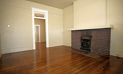 Living Room, 1421 Wyoming Ave, 1