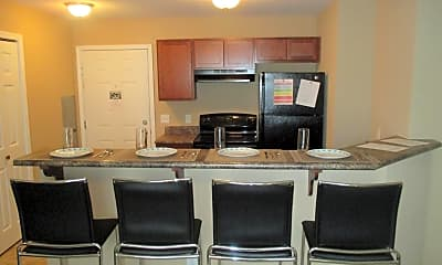 Kitchen, The Villas at Baraboo, 0