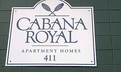 Cabana Royal Apartment Homes, 1