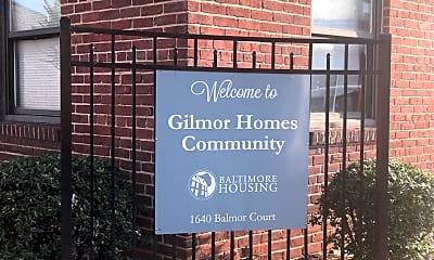 Gilmor Homes, 1