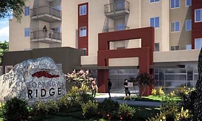 Rendering, Topanga Ridge - Off Campus Housing, 0