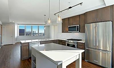Kitchen, 811 S Washington Ave 1409, 1