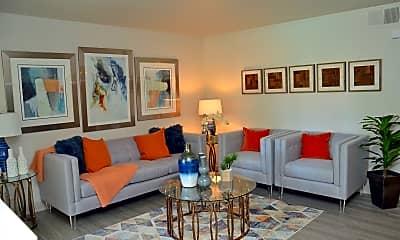 Living Room, Vintage Pointe, 1
