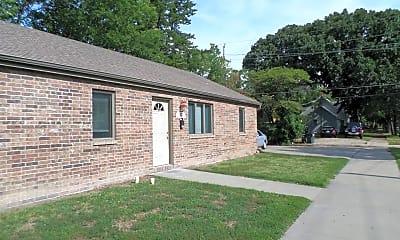 Building, 1202 Vattier Street, 1