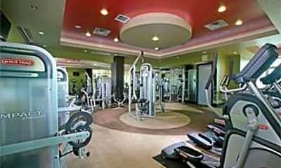 Fitness Weight Room, 9115 Strada Pl 5213, 1