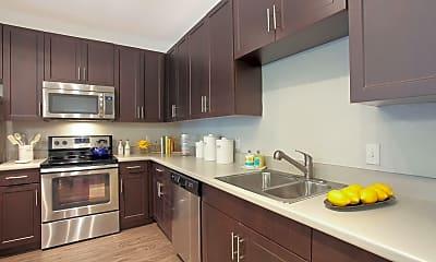 Kitchen, Eastmar Commons, 0