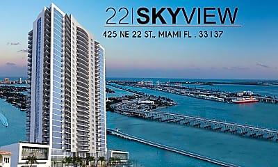 Community Signage, 22 Skyview, 0