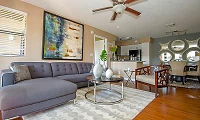 Living Room, Advenir At La Costa, 1