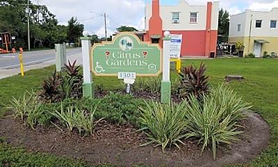 Citrus Gardens, 1