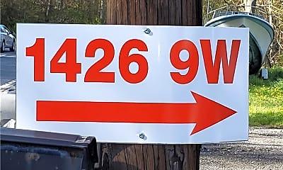 Community Signage, 1426 Rte 9W, 2