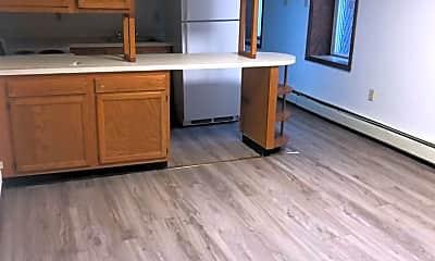 Kitchen, 1111 N George St, 1