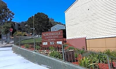 Northridge Cooperative Homes, 1