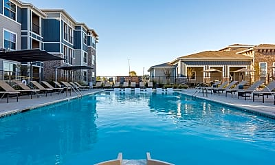 Pool, Enclave at Westport, 1