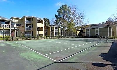 Recreation Area, Millenia West, 2