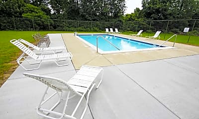 Pool, Town And Country Apartments, 0