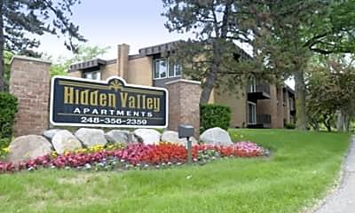 Hidden Valley, 1