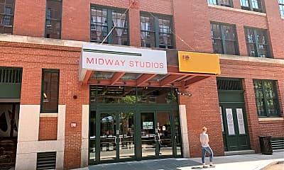 Midway Studios, 1