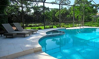 Pool, 25260 Bay Cedar Dr, 2