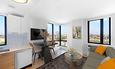 Living Room, 626 Flatbush Avenue, #11H, 0