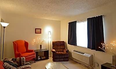 Living Room, Arden Ridge Apartments, 1