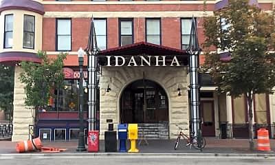 Idanha Building Apartments, 1