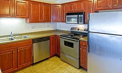 Kitchen, Silvan Townhomes, 0