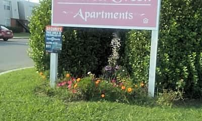 Hillcrest Green Apartments, 1