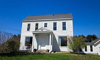 Building, 6070 W Main St, 1