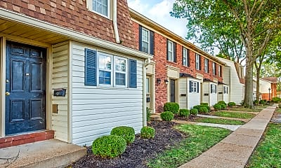 Building, Woods Mill Park Apartments & Townhomes, 1