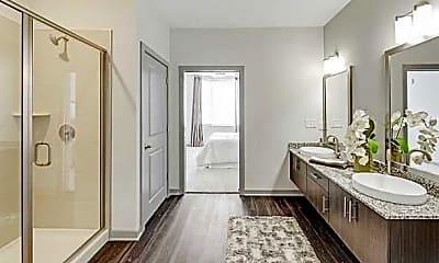 Bathroom, District Lofts, 2
