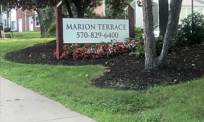 Marion Terrace Apartments, 1