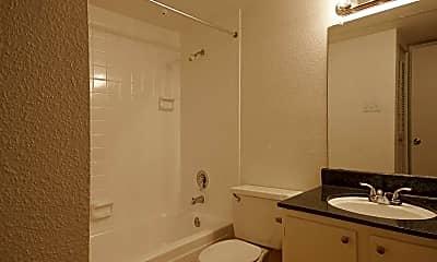 Bathroom, Jacinto Palms Apartments, 2