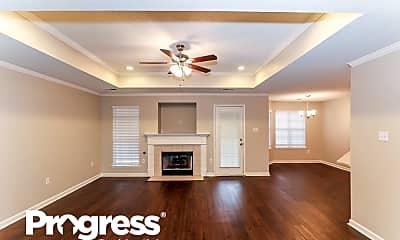 Living Room, 7825 Guthrie Ln, 1