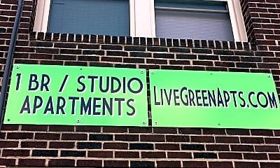 Live Green Apartments, 1