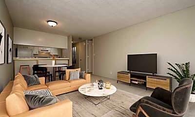 Living Room, 5305 Shelter Creek Ln, 0