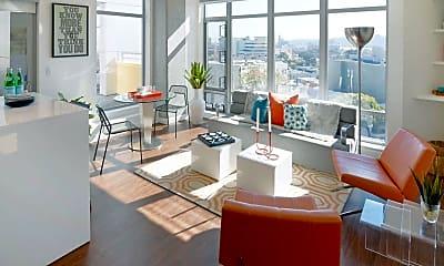 Living Room, Venn on Market, 1