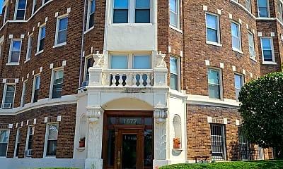 Building, 1677 Commonwealth Avenue, 2