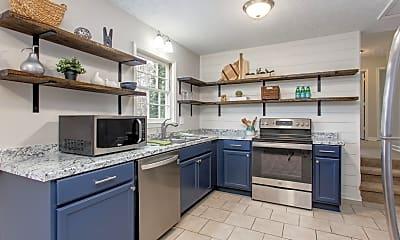 Kitchen, Room for Rent - Woodstock Home, 1