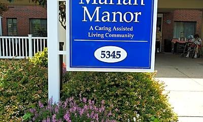Marian Manor, 1