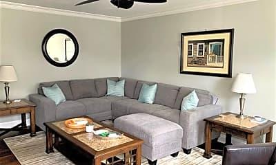 Living Room, 1201 Ocean Ave, 1