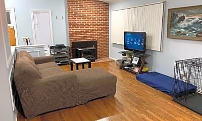 Living Room, 8306 Rosette Ln, 0