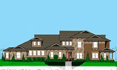 Building, Harwood Hills, 1