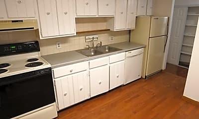 Kitchen, 1008 Corona St., 1