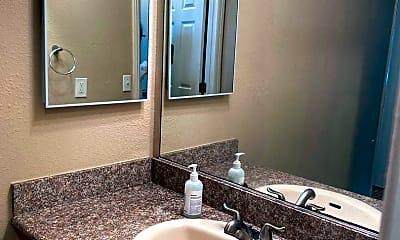 Bathroom, 2518 X St, 2