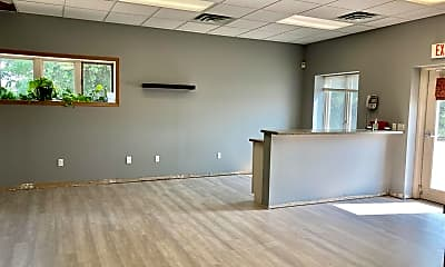 Living Room, 4029 Pennsylvania Ave 3, 1