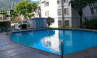 Pool, 45-535 Luluku Rd, 1
