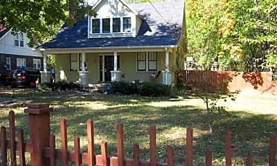 Building, 814 Glen Ave, 1