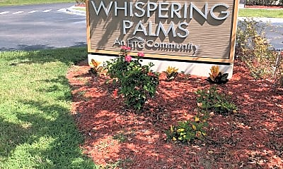 Whispering Palms Apartments, 1