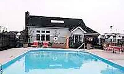 Pool, Wellington Woods, 1